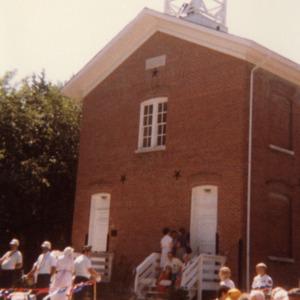 Coralville Schoolhouse, undated