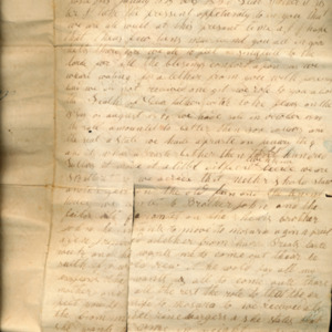 Letter dated January 5, 1850
