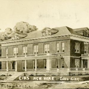 Elk's New Home, Iowa City