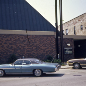 First Christian Church, Iowa Avenue, 1970-1976