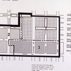 Urban Renewal Final Landuse Plan, 1987