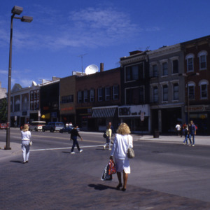 South Clinton Street, 000-Block, 1980s