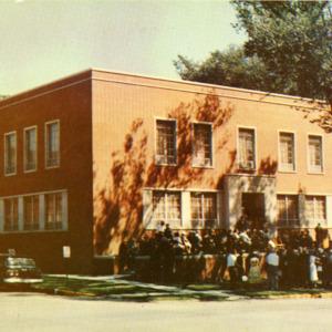 State Historical Society of Iowa, Centennial Building, Iowa City, Iowa