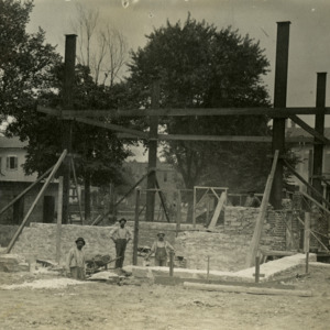 Carnegie Library Construction, 1903