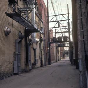 Alley, 1970-1976