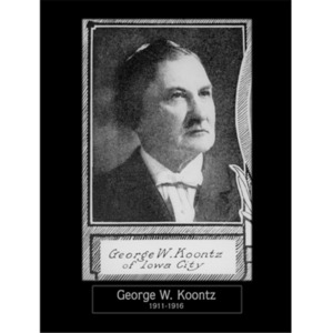 1911-1916: Mayor George Koontz