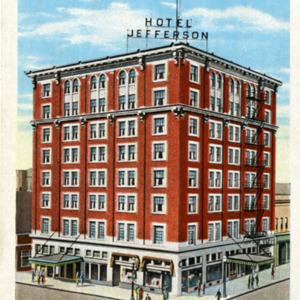 Hotel Jefferson, Iowa City, Iowa