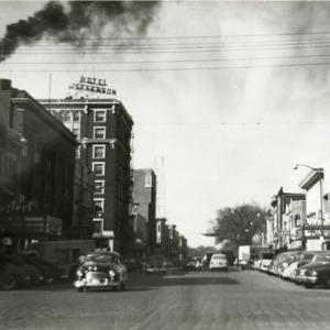 Downtown Iowa City, Iowa