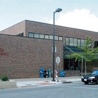 Iowa City Public Library Building, 1981
