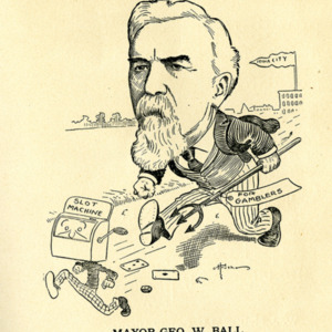 Mayor Geo W. Ball