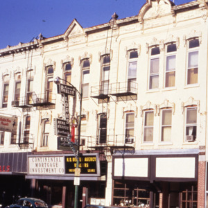 East Washington Street, 200-Block, 1960s