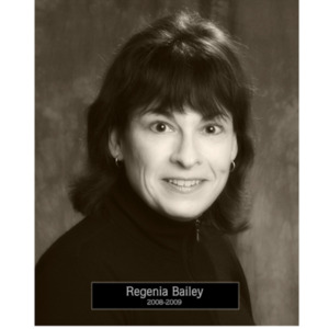 2008: Mayor Regenia Bailey