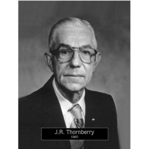 1960: Mayor J.R. Thornberry