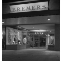 Bremers at Night, 1950s