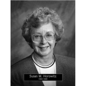 1994: Mayor Susan Horowitz