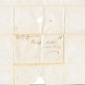 Letter dated July 15-16, 1849
