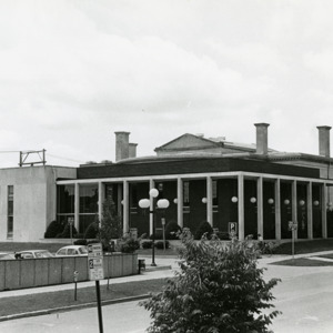 Carnegie Library, 1975