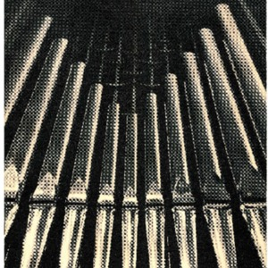 1977 Organ dedication program