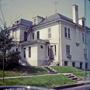House on Clinton Street, 1970-1976