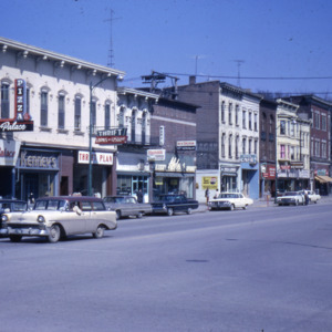 South Clinton Street, 100-Block, 1965