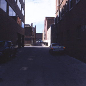 Alley, 1980s