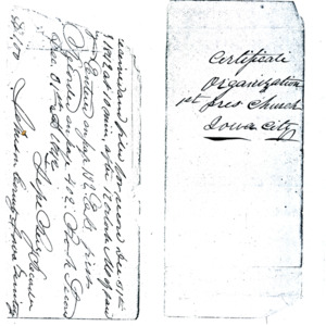 1842 Photocopy of Certificate of Organization