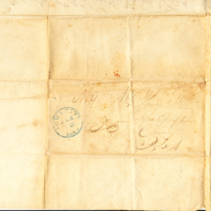 Letter dated February 10, 1845