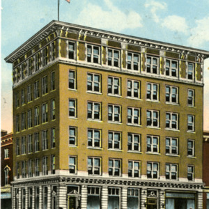 Johnson County Savings Bank Building, Iowa City, Iowa