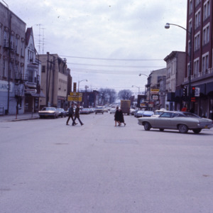 South Dubuque Street, 100-Block, 1972