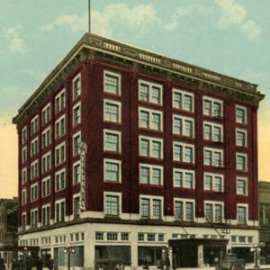 Jefferson Hotel, Iowa City, Iowa