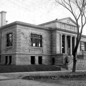Iowa City Carnegie Library, 1904