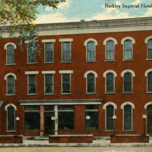 Burkley Imperial Hotel, Iowa City, Iowa