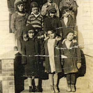 Union #5 School,  1932