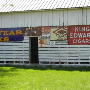 Secrest Octagonal Barn, 2012