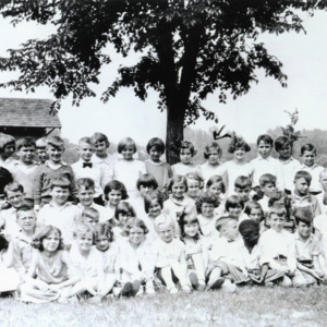 Longfellow School 3rd Grade Class