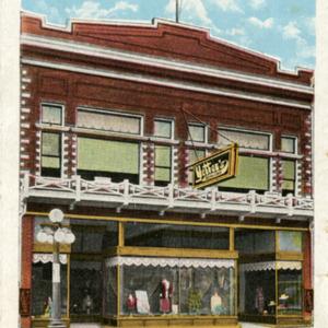 Yetter's, The Big Store, Iowa City, Iowa