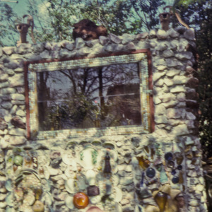 Window at 500 East Governor Street, 1970-1976