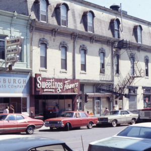East College Street, 100-Block, 1970s