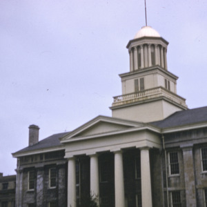Old Capitol Building, 1970-1976