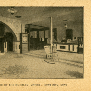 Office of the Burkley Imperial, Iowa City, Iowa