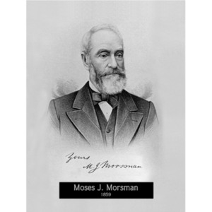1859: Mayor Moses Morseman