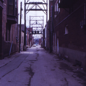 Alley, 1972
