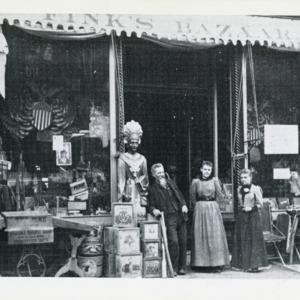 Fink's Bazaar, Iowa City