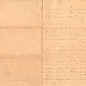 Letter Dated April 2, 1865