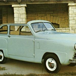 Friday's Barber Shop Presents: 1949 Crosley CD Convertible Sedan