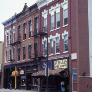 East Washington Street, 200-Block, 1986