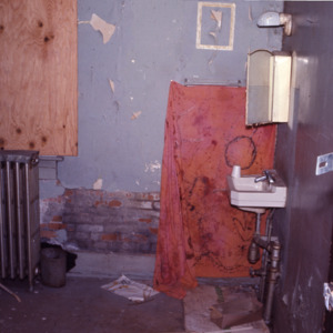 Unidentified Bathroom, 1972