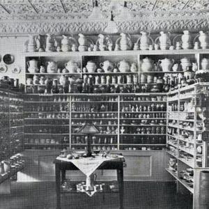 The Dresden China Store, Iowa City, Iowa