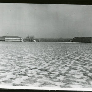 Iowa City Municipal Airport field, 1939