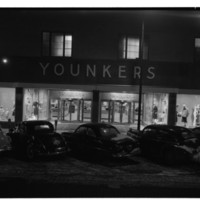Younkers at Night, 1950s